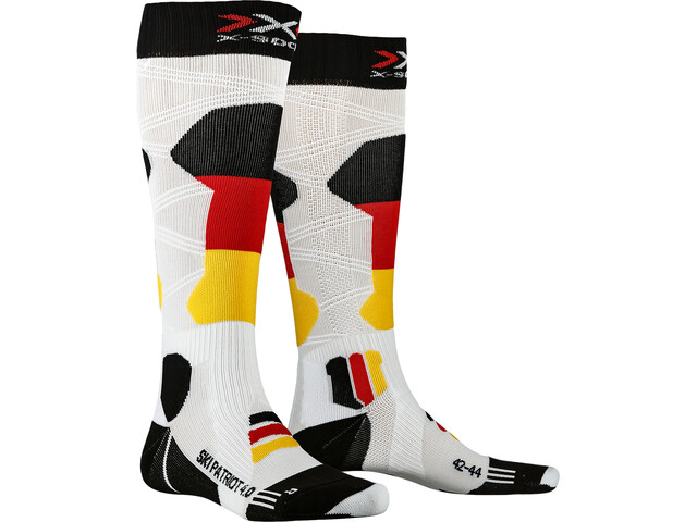 X-Socks Ski Patriot 4.0 Chaussettes, germany